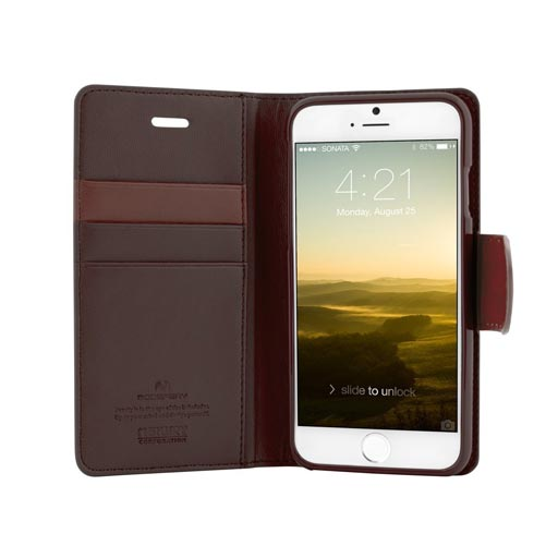 Business-Wallet Style IPhone Case